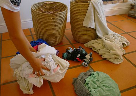 How to do your Laundry!