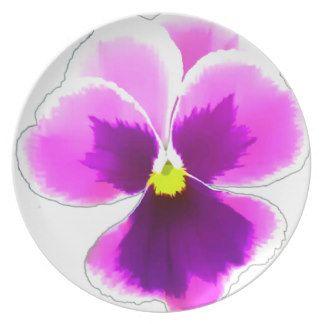 Purple Pansy Flower 201711 Dinner Plate Pansies Flowers Purple Pansy Flowers