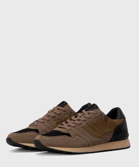 Sneakersy Meskie Multikolorowe Kazar Studio High Top Sneakers Sneakers Footwear