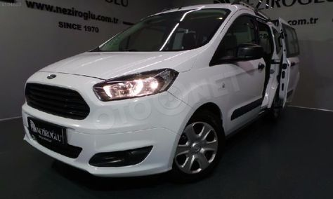 Tourneo Tourneo Courier 1 6 Tdci 95 Trend M1 2014 Ford Tourneo Tourneo Courier 1 6 Tdci 95 Trend M1
