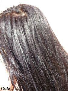 Teindre les cheveux blanc en islam