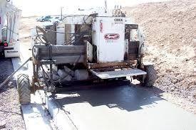 Concrete Paving Machine In 2020 Concrete Paving Concrete Curbing Curbing