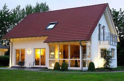 bentuk rumah sederhana ukuran 6x9 di desa | desain rumah