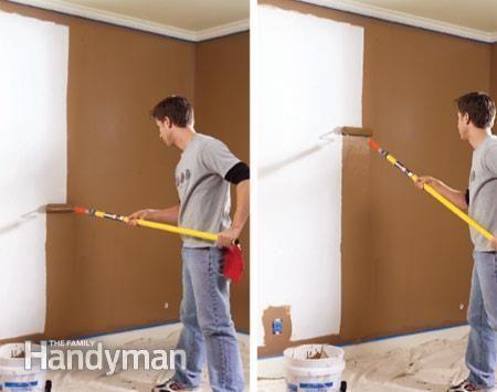 Indoor Painting Tips Techniques Indoor Painting Techniques Tips Indoor Painting Techniques Tips En 2020 Datos