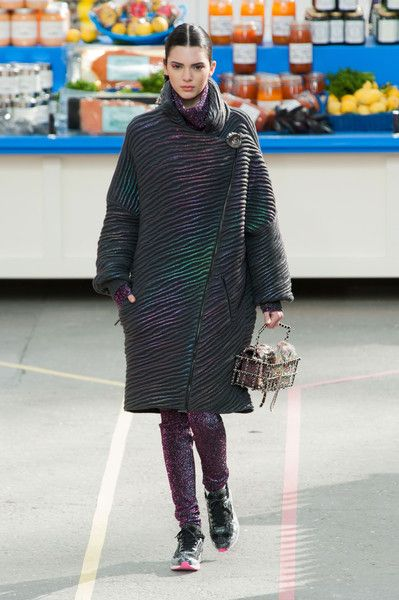 Chanel, Fall 2014 - Kendall Jenner's Best Runway Looks - Photos