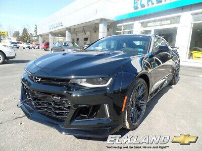 Ebay Advertisement 2020 Chevrolet Camaro Zl1 Automatic Msrp