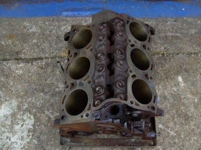 Ford Capri Granada 3 0 Essex V6 Cylinder Block 247136014 Ford
