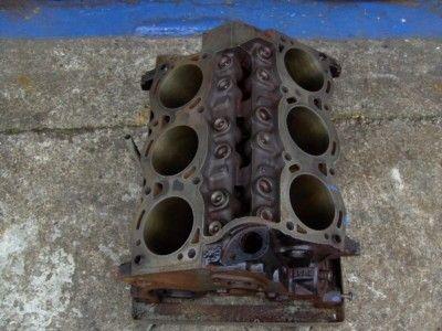 Ford Capri Granada 3 0 Essex V6 Cylinder Block 247136014 Ford