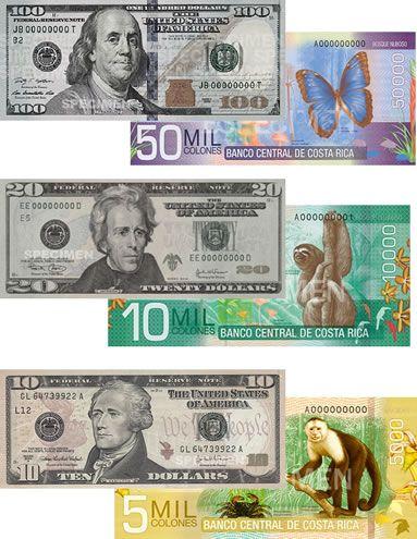 Cambio De Colones A Dólares Que Fácil