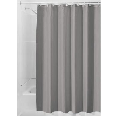 Water Repellent Fabric Shower Curtain Liner 108 X 72