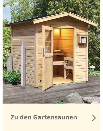Gartensaunen Vom Fachexperten Kaufen Aussensauna Sauna Bausatz Gartensauna