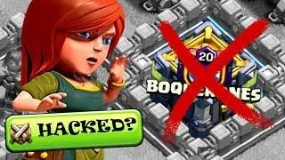 This Clan Must Be Hacked Officially Completing Clash Of Clans