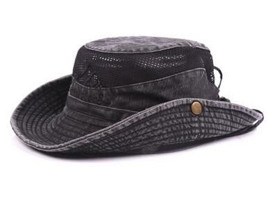 bed0dc51d Outdoor Expedition Boonie Hat Wide Brim Bucket Hat UV Sun Protection ...