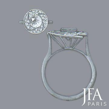 bijoux createurs paris or blanc