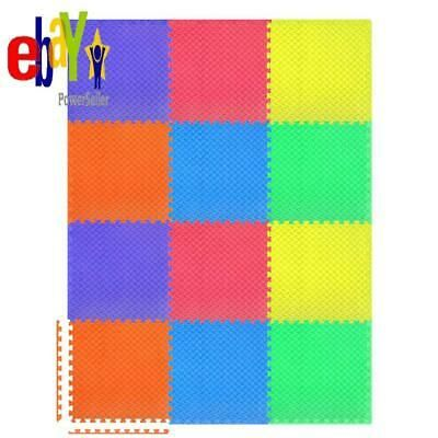 Ad Ebay Link Innhom 12 24 Tiles Non Toxic Exercise Mat Puzzle