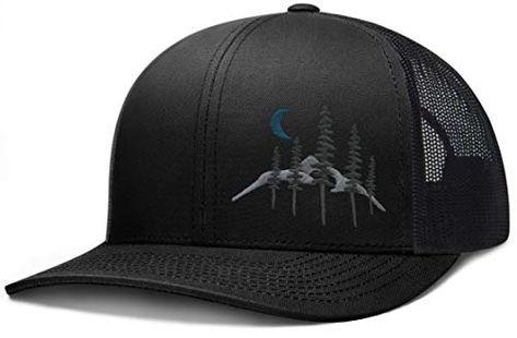 LARIX GEAR Trucker Hat - Wild Moon | Jodyshop