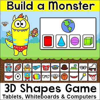 Practice Counting To 10 With Ten Frames Using This Engaging Free Monster Dress Up Game This Kindergarten Math Games Kindergarten Games Educational Math Games