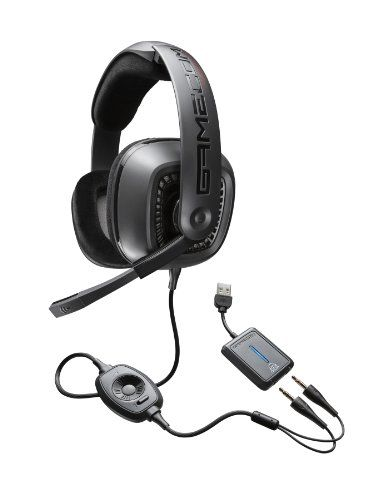 Plantronics Gamecom777 Gaming Headset For Sale Co Hinh ảnh