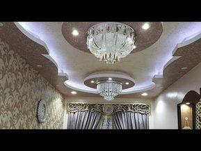 جديد ديكورات بلاكو بلاتر Ba13 لحائط التلفاز جميلة جدااا Decoration Placo Platre Youtube False Ceiling Living Room False Ceiling Design Ceiling Design
