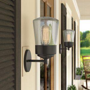 Zola Outdoor Wall Lantern Outdoor Wall Lantern Outdoor Sconces Outdoor Barn Lighting