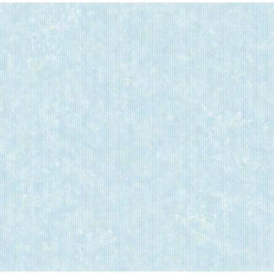 Chesapeake Nicky Light Blue Textured Pinstripe Light Blue Wallpaper Sample
