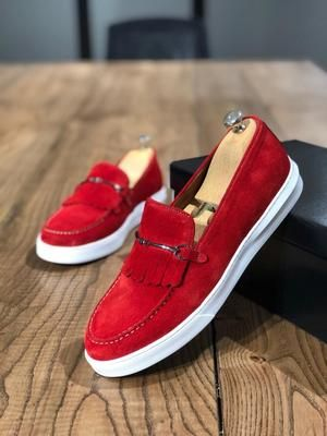 Suade Calf Leather Shoes 6 Colors Best Shoes For Men Leather Shoes Calf Leather
