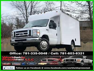 Ebay Advertisement 2016 Ford E Series Van Enclosed Utility Van 2016 Ford E350 E 350 Xlt 12 Hi Cube Utility Van Truc In 2020 Ford E Series Vans 2016 Vehicle Shipping