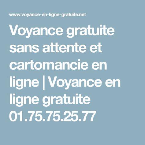 Voyance gratuite sans attente et cartomancie en ligne | Voyance en ligne gratuite 01.75.75.25.77