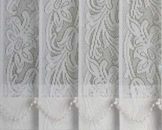 Carmen Lace Effect Vertical Blinds From Just 37 42 Vertical