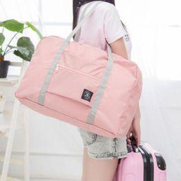 Bolso grande plegable de la bolsa de viaje del equipaje de