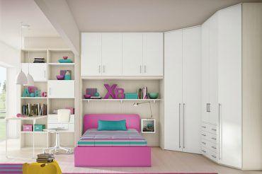 Appartamento arredato con 2 camere da letto in affitto in via matteo ricci. Meda Ricci Casa Camerette Camere Da Letto Ragazze Arredamento Camera Da Letto Ragazzi