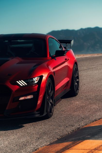 2020 Ford Mustang Shelby Gt500 Free High Resolution Car Images