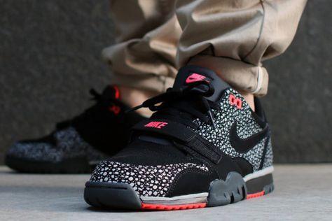 Nike Air Trainer 1 Low ST Safari | kicks | Sneakers nike, Nike, Sneakers