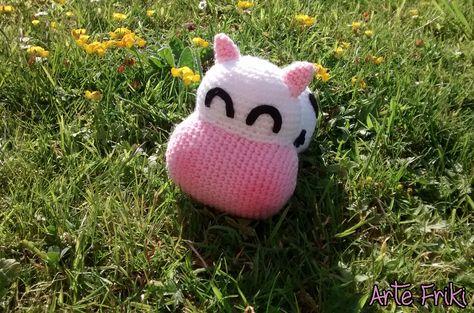 Amigurumi Vaca : Vaca amigurumi cow crochet ganchillo amigurumis