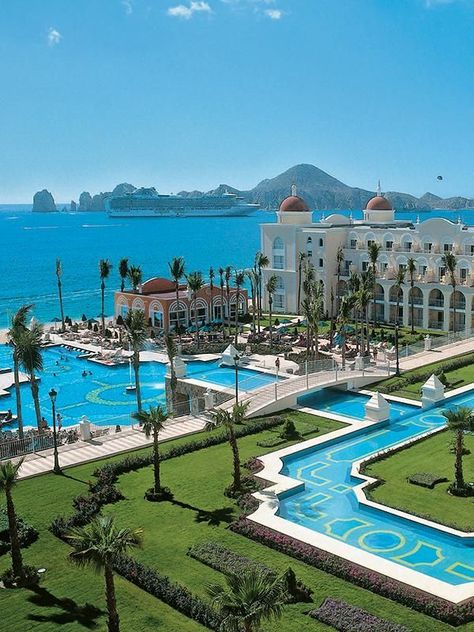 All-inclusive Honeymoon Packages Best All Inclusive Resorts for a Honeymoon: Riu Palace Cabo San Lucas