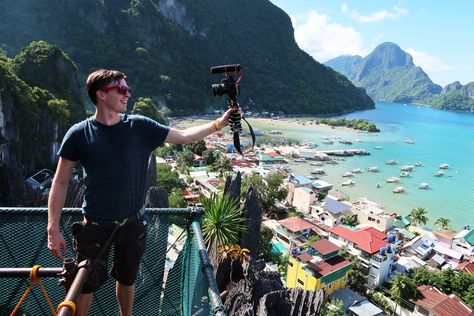 How I Became a Professional Travel Vlogger in Under a Year