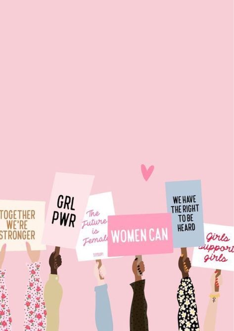 Girl Power uploaded by 🖤soigne💜 on We Heart It