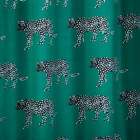 Bring Some Wild Style To Your Bathroom With The Panther Print