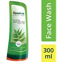 Himalaya Herbals Purifying Neem Face Wash 300ml In 2020 Face Wash How To Clear Pimples Excellent Skin Care