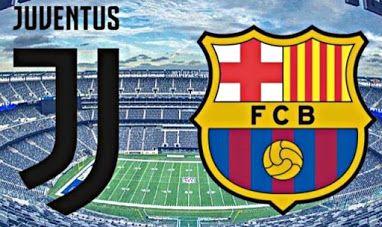 توقيت مباراة برشلونة ضـد يوفنتوس دوري أبطال أوروبا بث مباشر Barcelona Vs Juventus Chicago Cubs Logo Sport Team Logos Chicago Cubs
