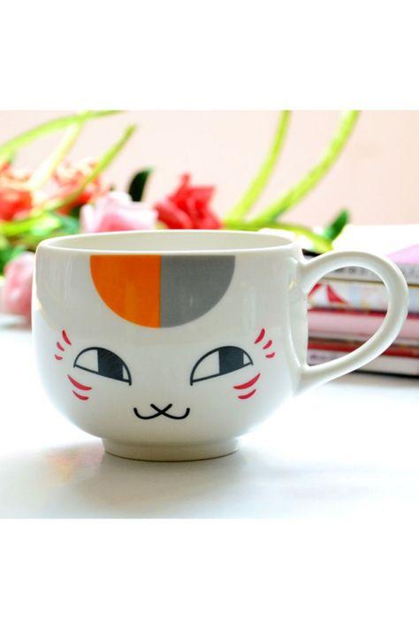Kaomoji-kun Mugs Kitaaa Collectible Coffee Mugs 1 in Original Box Excellent!