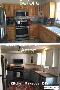 New and Cheap Kitchen Makeover DIY ideas on a budget #diyideas #kitchendesigndiy  New and Cheap Kitchen Makeover DIY ideas on a budget #diyideas #kitchendesigndiy