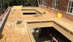 For Homeowners Flat Roof Construction