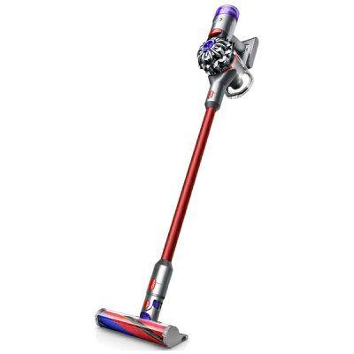 ダイソン Dyson Sv10kslm スティッククリーナー Dyson V8 Slim Fluffy ニッケル アイアン レッド サイクロン式 コードレス ダイソン 掃除機 コードレス V8スリム フラフィ Room My Favorites 2020 ダイソン 掃除機 ダイソン 掃除