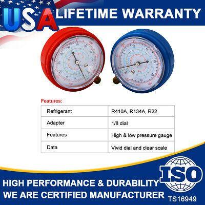 Ebay Advertisement 2pc Air Conditioner R410a R134a R22