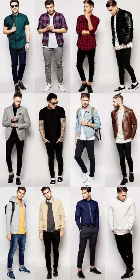114 coolest all black casual outfit ideas for men