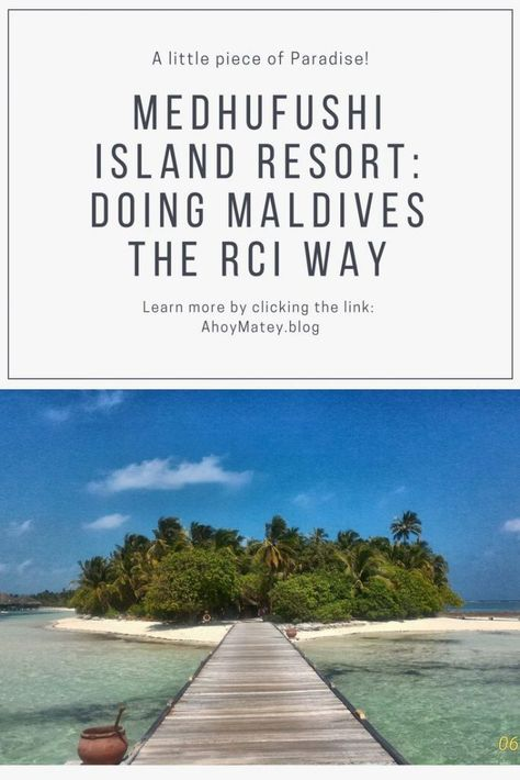 Medhufushi Island Resort Doing Maldives The Rci Way