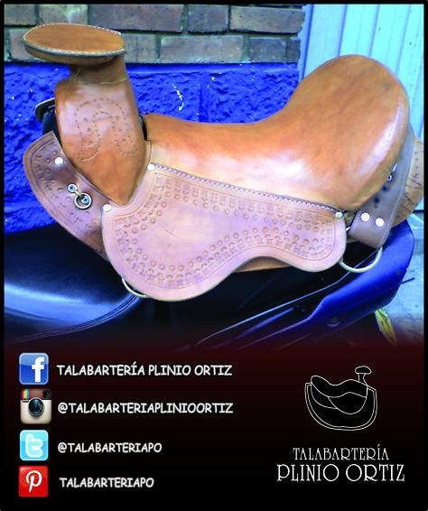 9db6a00e32d Encuentra las mejores sillas para montar a caballo en la  #TalabarteríaPlinioOrtiz #Talabartería #Cuero #silla #Caballo #Vaquería  #Leather #Saddle #Horse