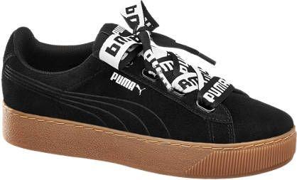 Puma Damen Sneaker VIKKY PLATFORM PATENT von Deichmann ansehen!