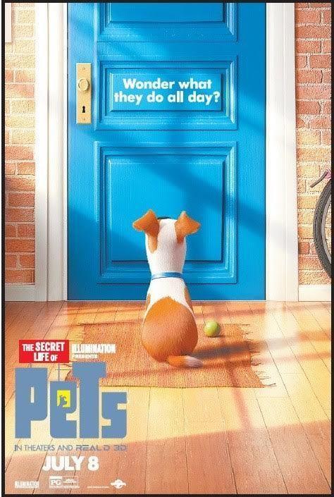 The Secret Life Of Pets Review A Mom S Perspective Secret Life